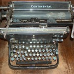 Continental trükimasin