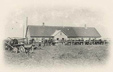 Ühispiimatalituse hoone 1911