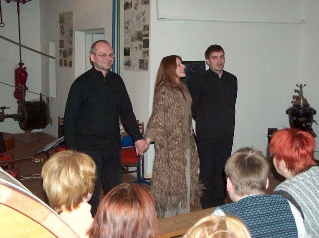 Helin-Mari Arderi Trio