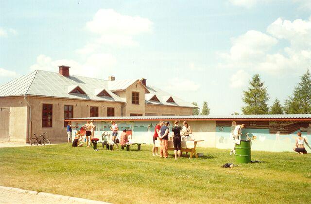 Maalilaager 2002