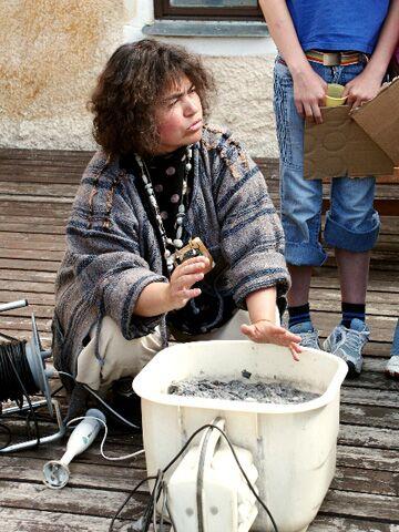 Pabermassi vormimine Piret Mileberg 25.05.2005
