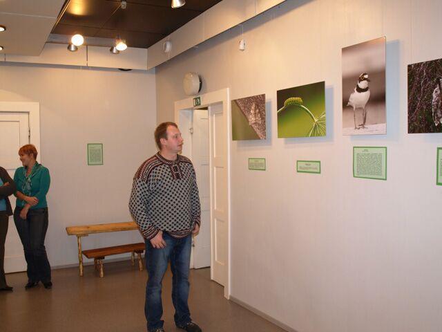 Tarmo Mikussaar loodusfotode näitus 10.11.2008