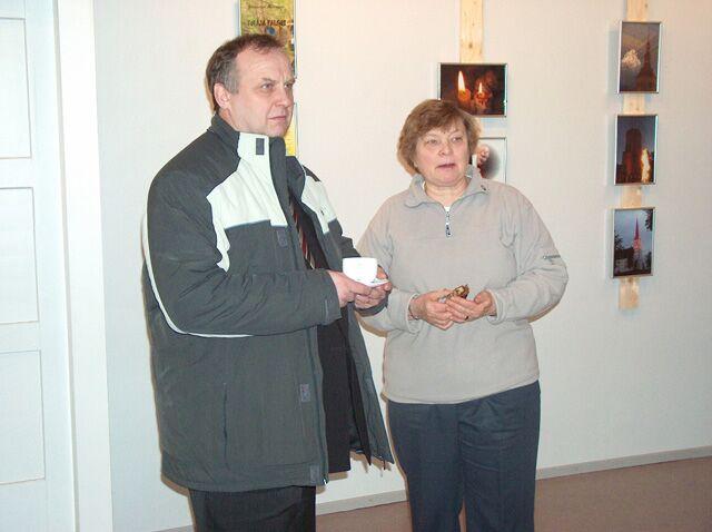 Tiiu Saarist fotonäitus