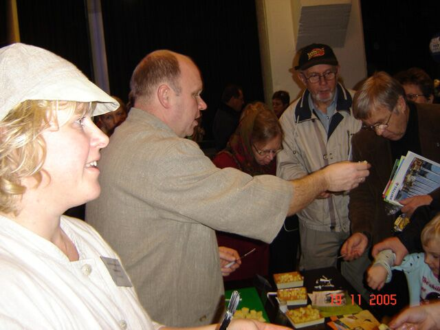 Mardi mess Helsinkis 19.11.2005